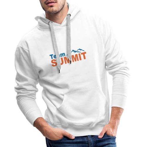 Team Summit Logo - Men's Premium Hoodie