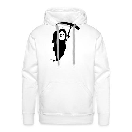 Faucheur Mort - Sweat-shirt à capuche Premium pour hommes