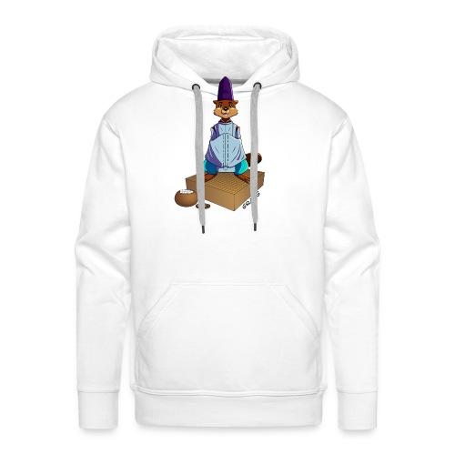 Pimp my Nuki - Saï - Sweat-shirt à capuche Premium pour hommes