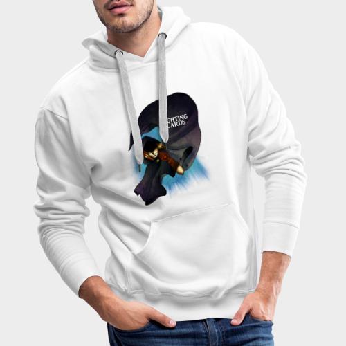 Fighting cards - Rodeur - Sweat-shirt à capuche Premium pour hommes