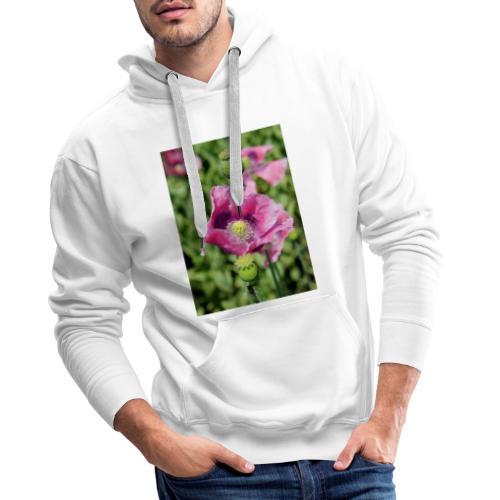 Mohnblüte - Männer Premium Hoodie