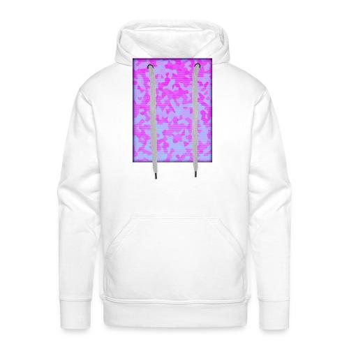 Fancy Crystals - Mannen Premium hoodie