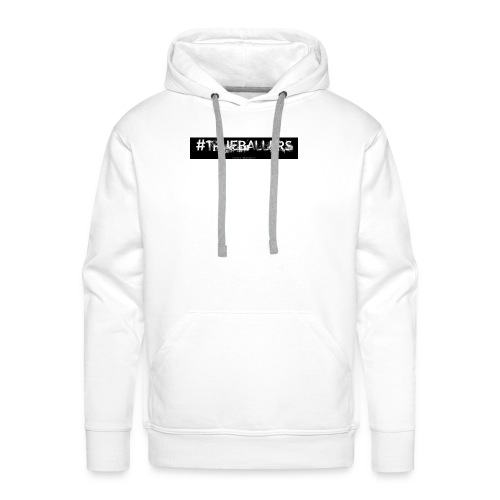 true ballers merchandide - Men's Premium Hoodie