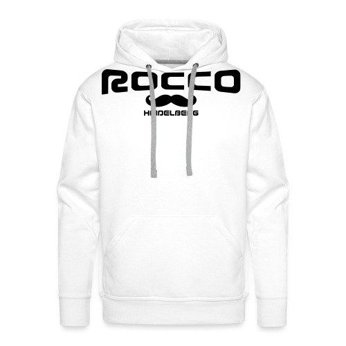 Mustache-ROCCO - Männer Premium Hoodie