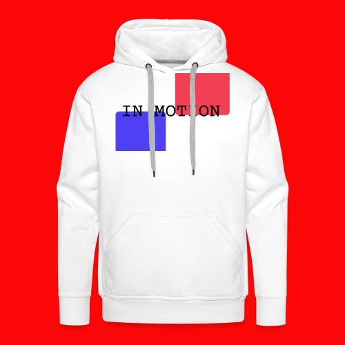 In Motion - Herre Premium hættetrøje