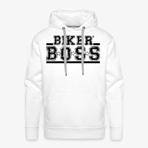 Bikerboss - Sweat-shirt à capuche Premium pour hommes