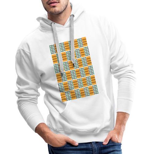 Design Malawi - Mannen Premium hoodie