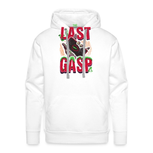 World of Tanks Blitz - The Last Gasp - Männer Premium Hoodie