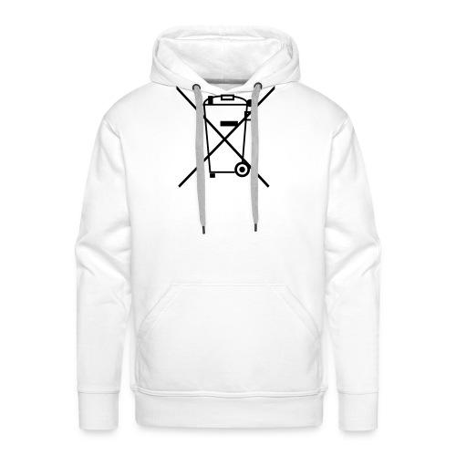 Separate Collection - Mannen Premium hoodie