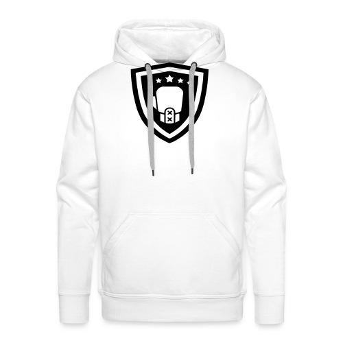 mitch gym schild - Mannen Premium hoodie