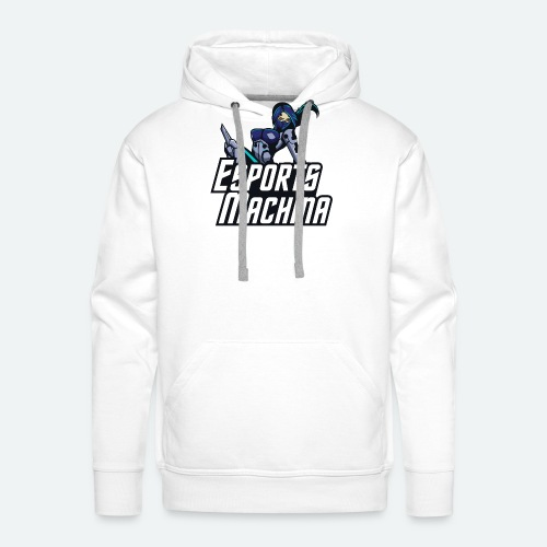 Esports Machina T-Shirt - Men's Premium Hoodie