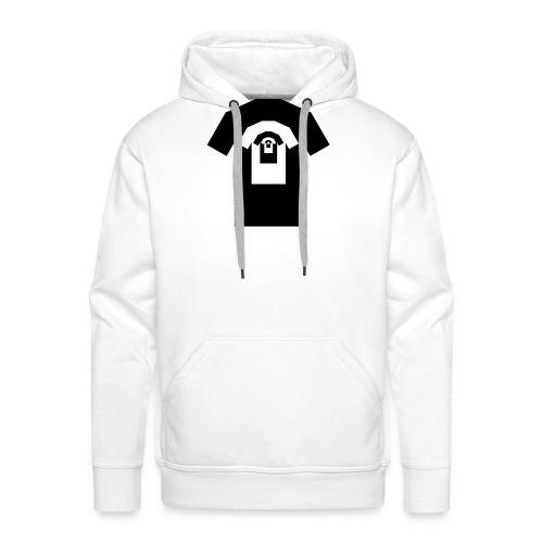 T-Shirt-Ception - Men's Premium Hoodie