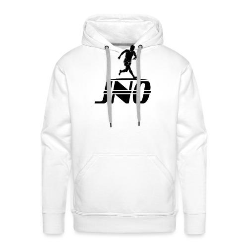 JNO Logo Black - Men's Premium Hoodie