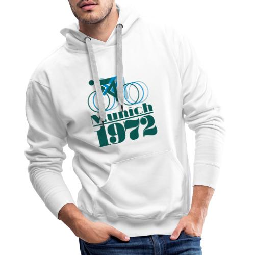Munich Cycling - Männer Premium Hoodie