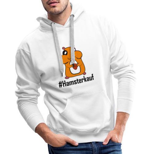 Hamsterkauf - Männer Premium Hoodie