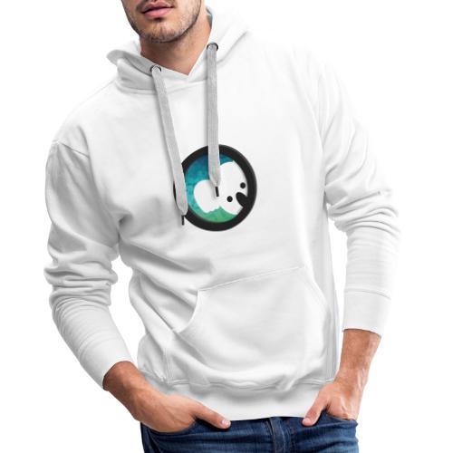 Koala Emerald Design - Men's Premium Hoodie