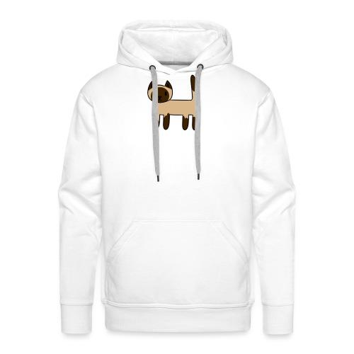 Siamese Cat - Men's Premium Hoodie