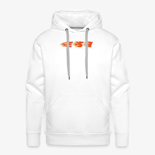 Flame - Mannen Premium hoodie