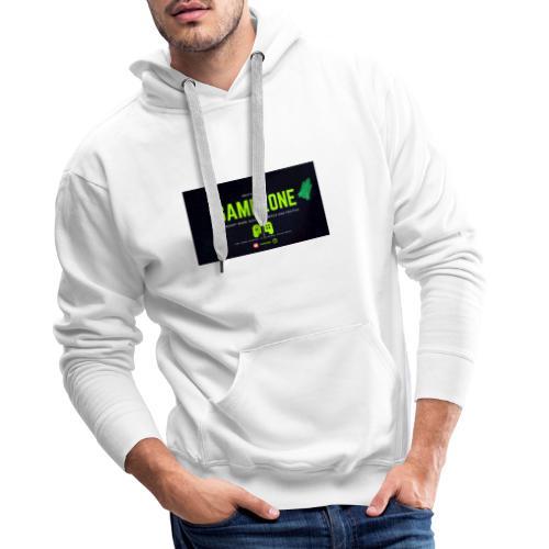 Skatesgame - Männer Premium Hoodie