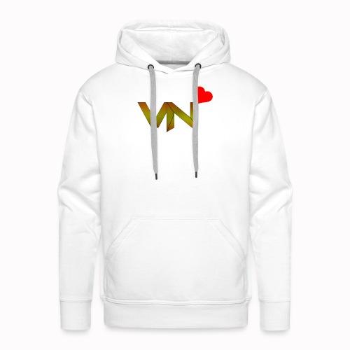 vN Render Gold png - Männer Premium Hoodie