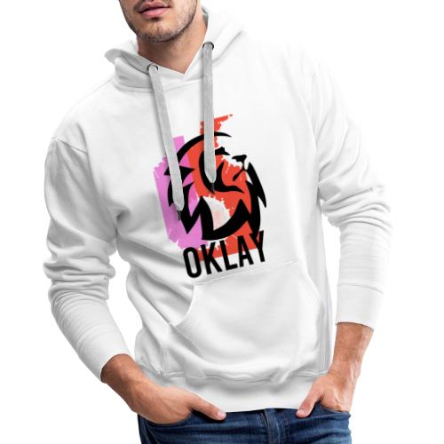 CAMISETA OKLAY GO - Sudadera con capucha premium para hombre