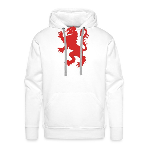 Red Lion Rampant - Men's Premium Hoodie