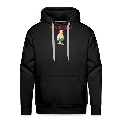 Merry christmas ! - Sweat-shirt à capuche Premium pour hommes