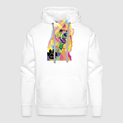Gone Crazy - Men's Premium Hoodie