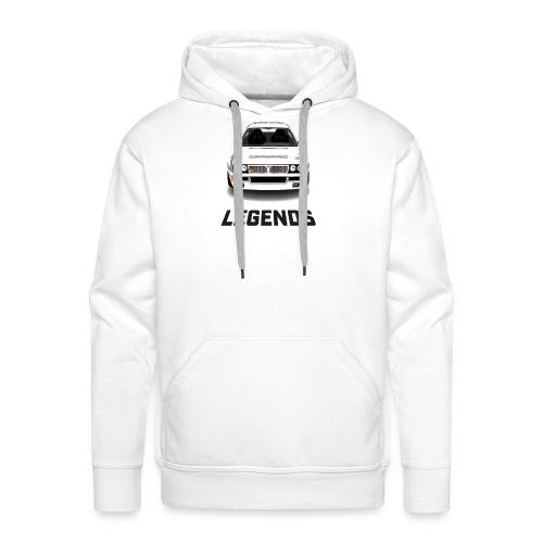 LEGENDS DELTA - Sweat-shirt à capuche Premium pour hommes