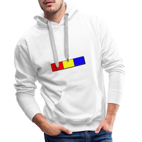Klassisches te.comp Logo - Männer Premium Hoodie