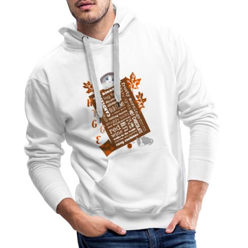 HYGGE MOMENTS - Men's Premium Hoodie