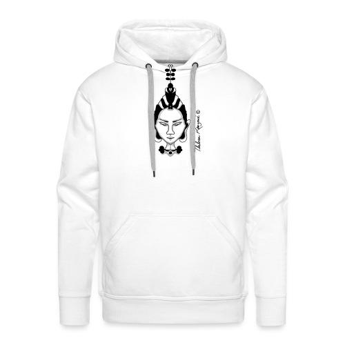 YogaZen - Sweat-shirt à capuche Premium pour hommes