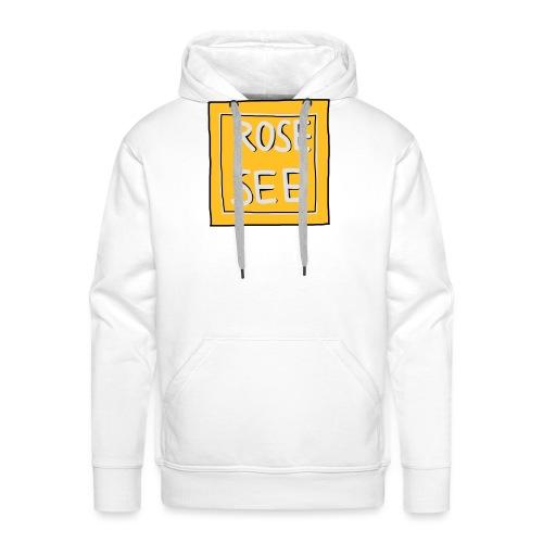 Logo voor druk op textiel - Mannen Premium hoodie