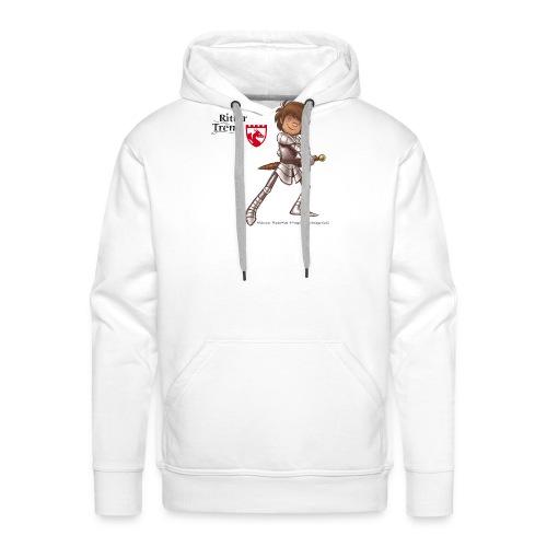 Ritter Trenk Bio-T-Shirt für Kinder - Männer Premium Hoodie