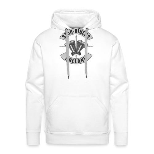 SRH logo - Mannen Premium hoodie