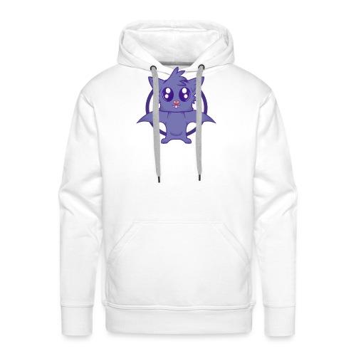 kawaii bat - Sweat-shirt à capuche Premium pour hommes