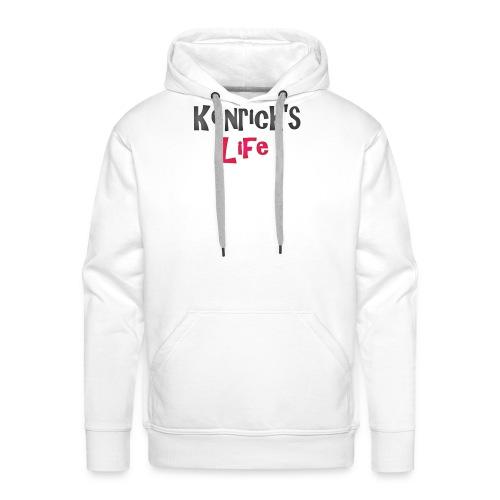 Kenricks Life Sweater - Mannen Premium hoodie