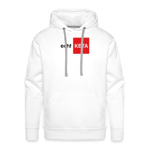echt KETA - Mannen Premium hoodie