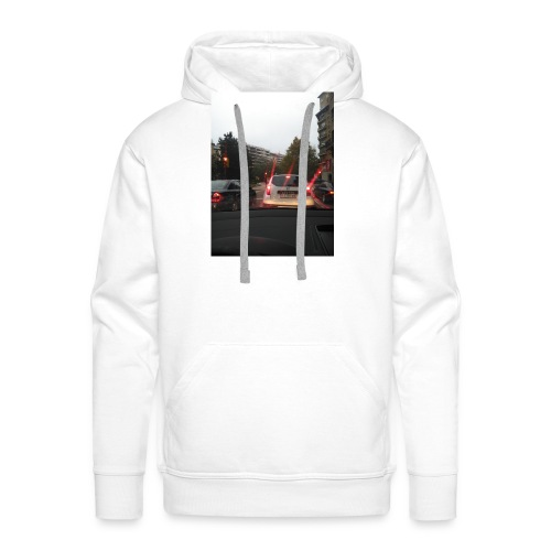 camiseta moderna - Sudadera con capucha premium para hombre