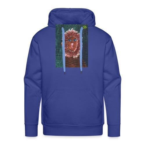 Lion T-Shirt By Isla - Men's Premium Hoodie