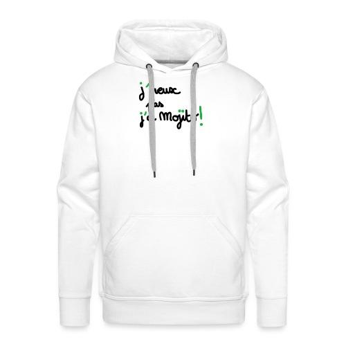j'peux pas j'ai mojito ! - Sweat-shirt à capuche Premium pour hommes