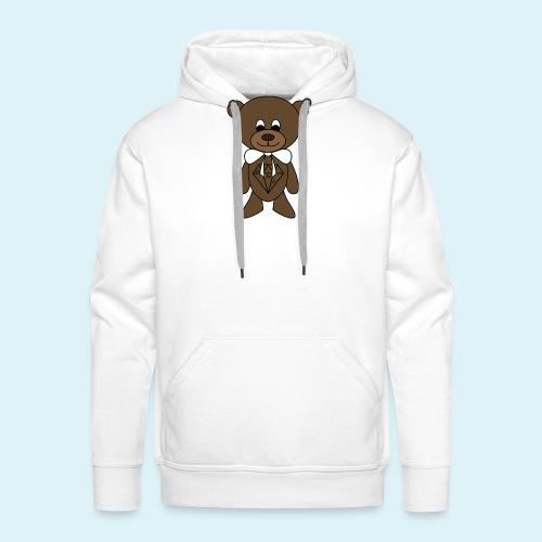 GFbyS Teddy - Männer Premium Hoodie