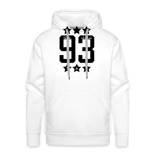93 Design - Männer Premium Hoodie