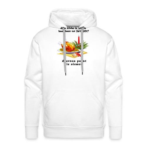 teliste_haawbaor - Mannen Premium hoodie