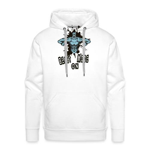 Beast Mode - Miesten premium-huppari