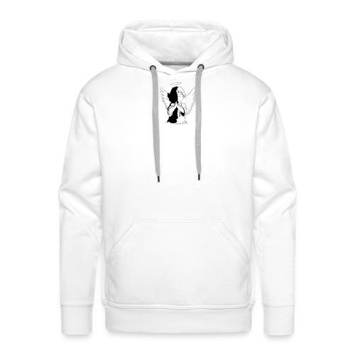 Angels - Sweat-shirt à capuche Premium pour hommes