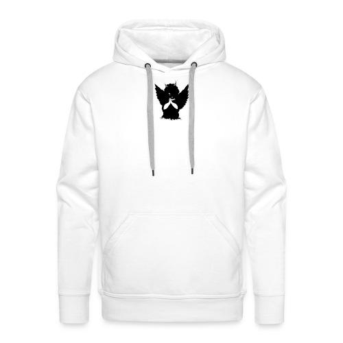 Dark evil - Sweat-shirt à capuche Premium pour hommes