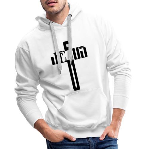 Jesus - Männer Premium Hoodie