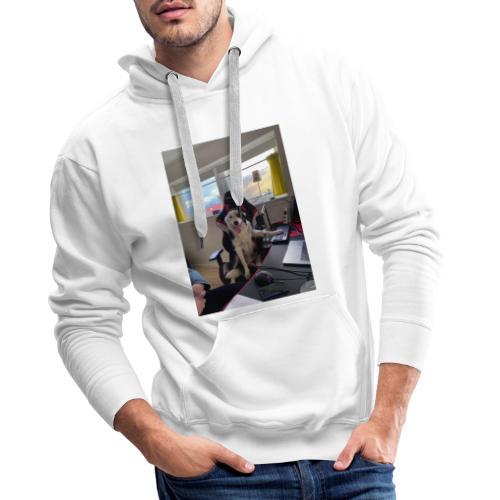 Funny PIC - Herre Premium hættetrøje