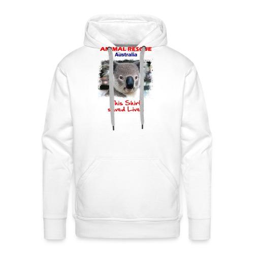 Australien KOALA RESCUE - Spendenaktion - Männer Premium Hoodie